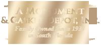 A Monument & Casket Depot