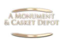 A Monument and Casket Depot