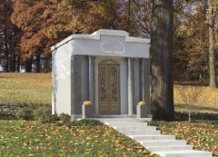 Granite Masoleum