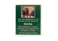 Dottie Sign