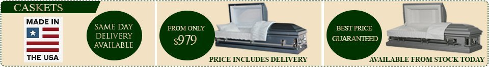 20% Off Caskets