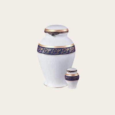 Limoges Porcelain Urn