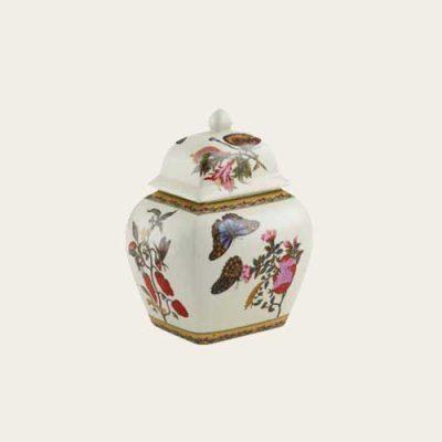 Meadow Porcelain Urn