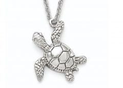 Turtle Stainless Steel Jewelry Keepsake