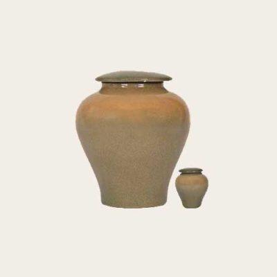 Willow Ceramic Urn