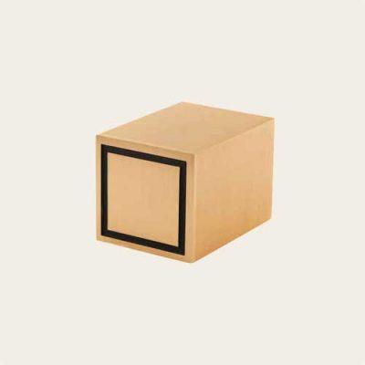 Bronze Cube Companion Cast Face