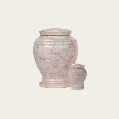 Natural Stone Bengal Solid Marble Urn