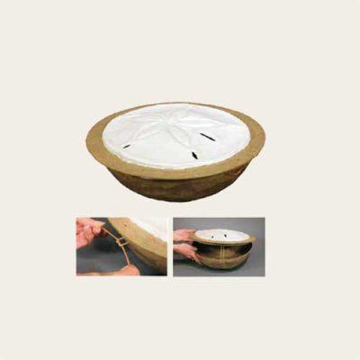 Eco Friendly Sand Dollar Urn