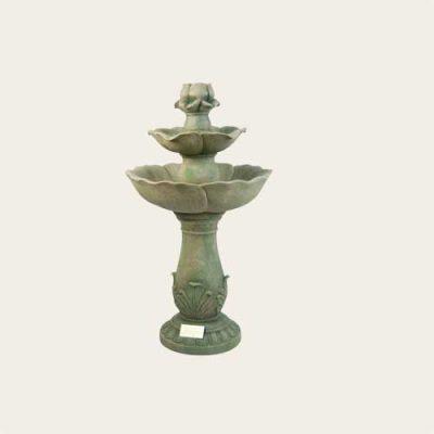 Fountain Flower Garden Memorial