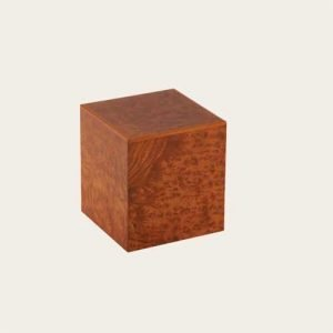 Elegant Wood Natural Burl Elm