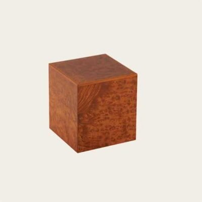 Elegant Wood Natural Burl Elm
