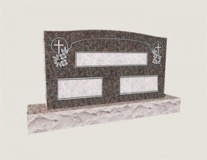 Companion In Composite Granite In Everlasting Mahogany