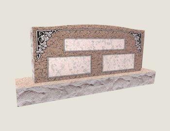 Companion In Composite Granite In Salisbury Pink